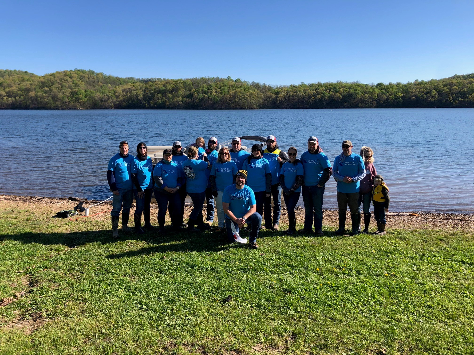 RaystownCleanup20 - Celebrating Earth Day in Pennsylvania